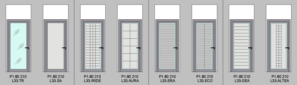 PC1 Door