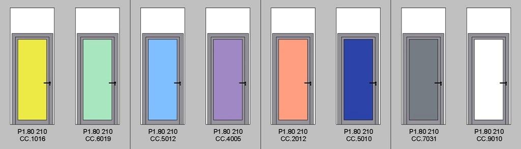 PC4 Door