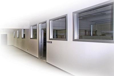 ... Screen Office moduli vetrati e porte per cartongesso  Screenoffice